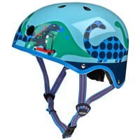 Kask Micro Scootersaurus M (53x58cm)