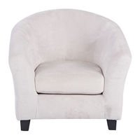 Mini sofa Quax Velours Light Grey (dawniej Theodore)